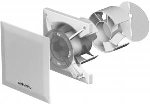 Airflow QT100HT Internal Components