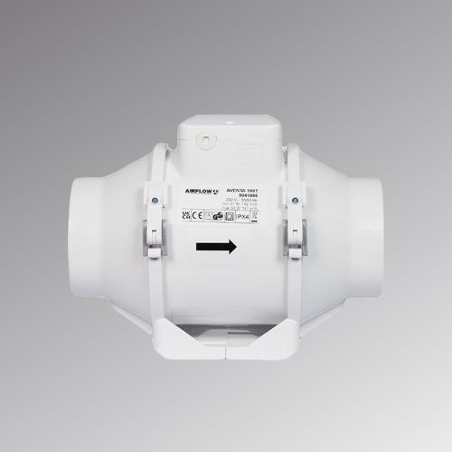 Airflow Aventa 100T Inline Extractor Fan