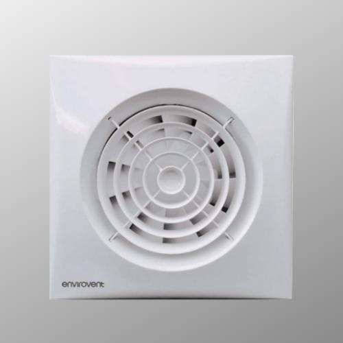 Envirovent Silent 100t Bathroom Extractor Fan