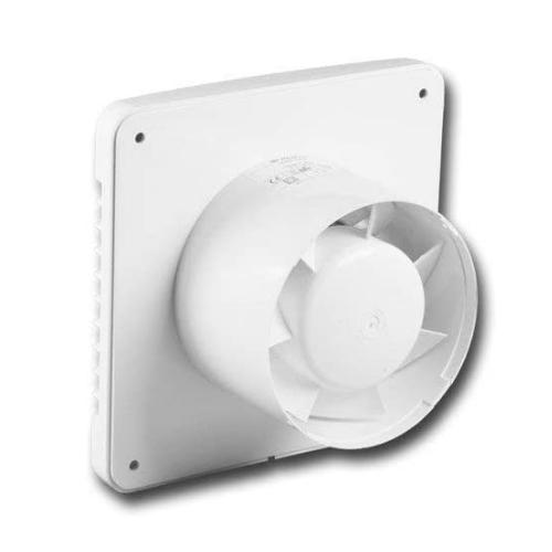 Vents Silenta Bathroom Extractor Fan Back