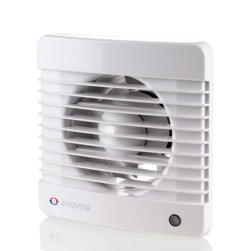 Vents Silenta Bathroom Extractor Fan with Timer