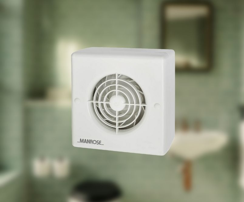 Manrose CF100T Extractor Fan Review